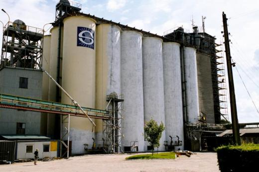 Comprehensive silos' bank repair